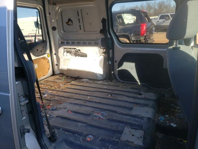 2012 FORD TRANSIT CO - Interior View