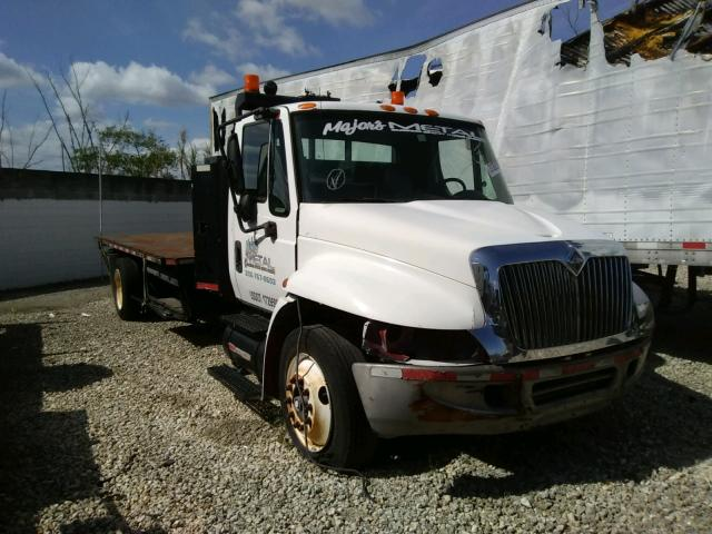 Salvage cars for sale from Copart Homestead, FL: 2006 International 4000 4300