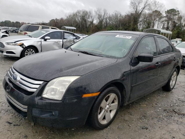 2009 FORD FUSION SE - Left Front View