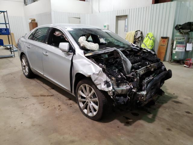 Salvage cars for sale from Copart Lufkin, TX: 2014 Cadillac XTS Luxury