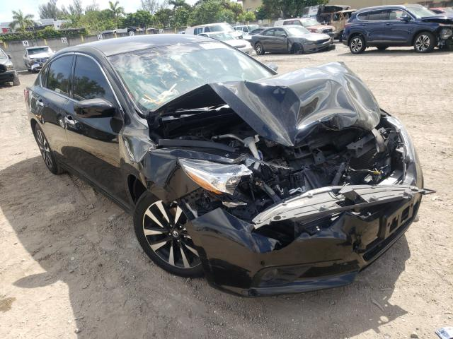 Salvage cars for sale from Copart Opa Locka, FL: 2018 Nissan Altima 2.5