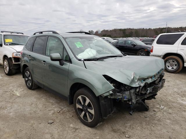 Subaru salvage cars for sale: 2018 Subaru Forester 2