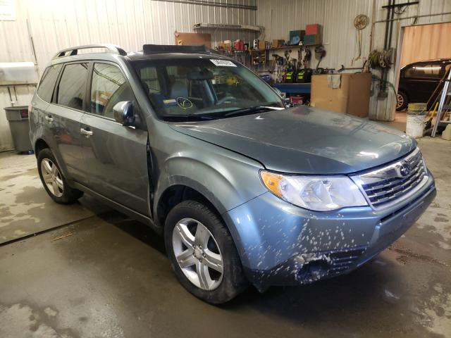 Salvage cars for sale from Copart Avon, MN: 2010 Subaru Forester 2