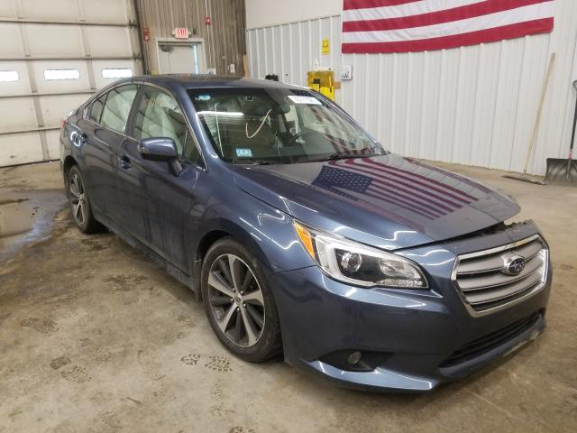 Salvage cars for sale from Copart Candia, NH: 2015 Subaru Legacy 3.6