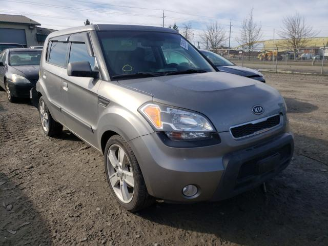 Salvage cars for sale from Copart Eugene, OR: 2010 KIA Soul +