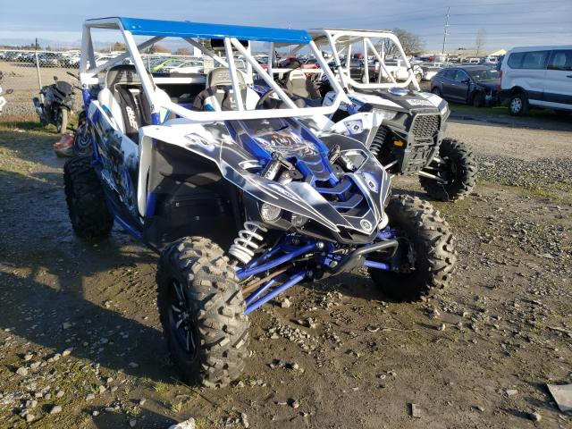 Salvage cars for sale from Copart Eugene, OR: 2016 Yamaha YXZ1000