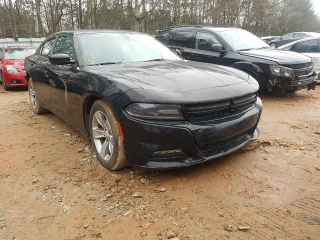 2016 DODGE CHARGER SX 2C3CDXHG9GH355321