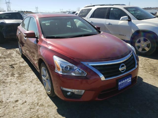 Salvage cars for sale from Copart Billings, MT: 2013 Nissan Altima 2.5