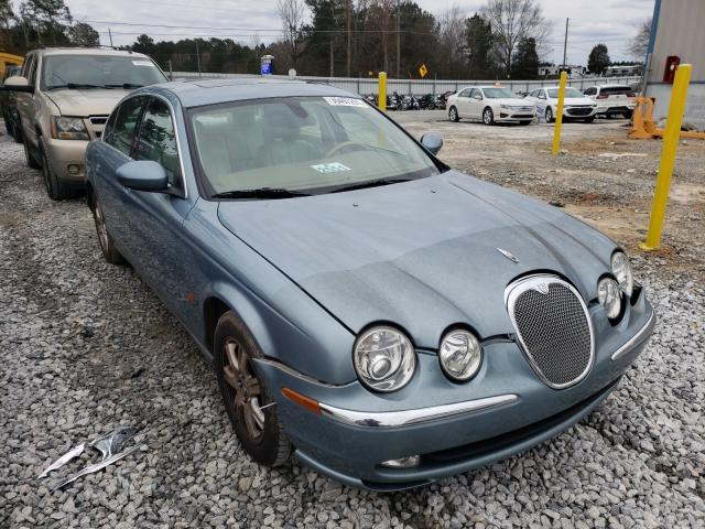 Jaguar S-Type salvage cars for sale: 2004 Jaguar S-Type