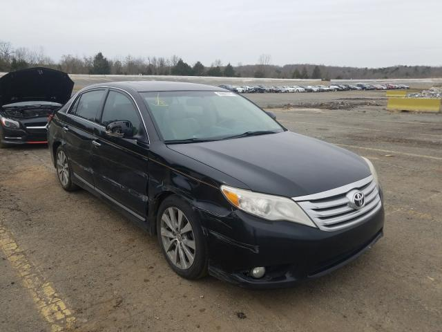Salvage cars for sale from Copart Concord, NC: 2012 Toyota Avalon Base