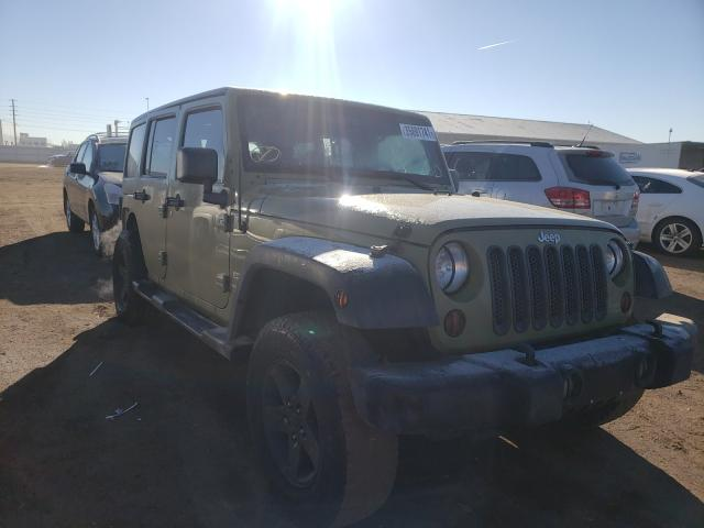Vehiculos salvage en venta de Copart Brighton, CO: 2013 Jeep Wrangler U