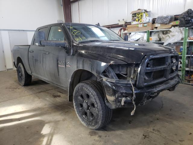Salvage cars for sale from Copart Nisku, AB: 2018 Dodge RAM 3500 SLT