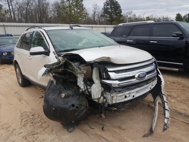 Ford salvage cars for sale: 2014 Ford Edge SEL