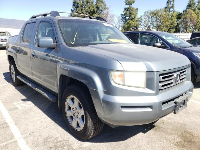 Honda Ridgeline salvage cars for sale: 2007 Honda Ridgeline