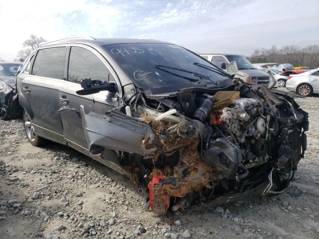 Salvage cars for sale from Copart Loganville, GA: 2015 Audi Q7 Prestige