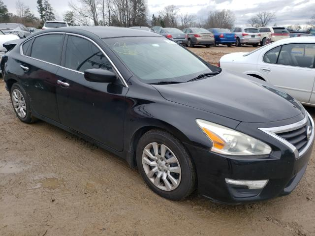 Salvage cars for sale from Copart China Grove, NC: 2014 Nissan Altima 2.5