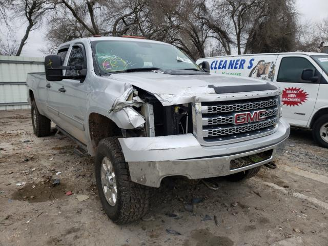 Salvage cars for sale from Copart Corpus Christi, TX: 2013 GMC Sierra K25