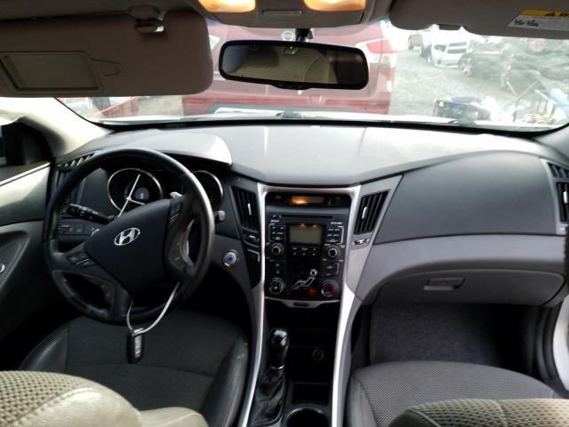 2011 Hyundai SONATA   Vin: 5NPEC4AC5BH283160