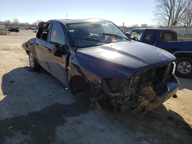 Salvage cars for sale from Copart Wichita, KS: 2013 Dodge RAM 1500 Sport