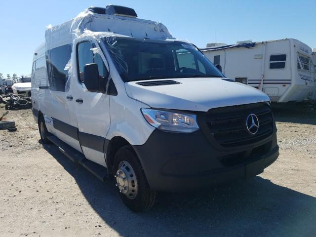 Mercedes-Benz Sprinter salvage cars for sale: 2020 Mercedes-Benz Sprinter