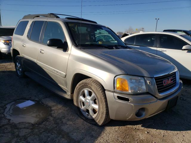 Salvage cars for sale from Copart Indianapolis, IN: 2003 GMC Envoy XL