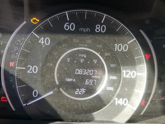 2012 HONDA CR-V EXL 2HKRM4H76CH630505