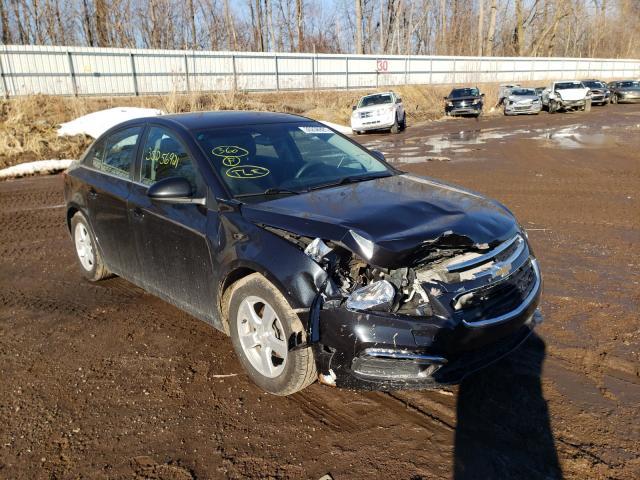 Vehiculos salvage en venta de Copart Davison, MI: 2016 Chevrolet Cruze Limited