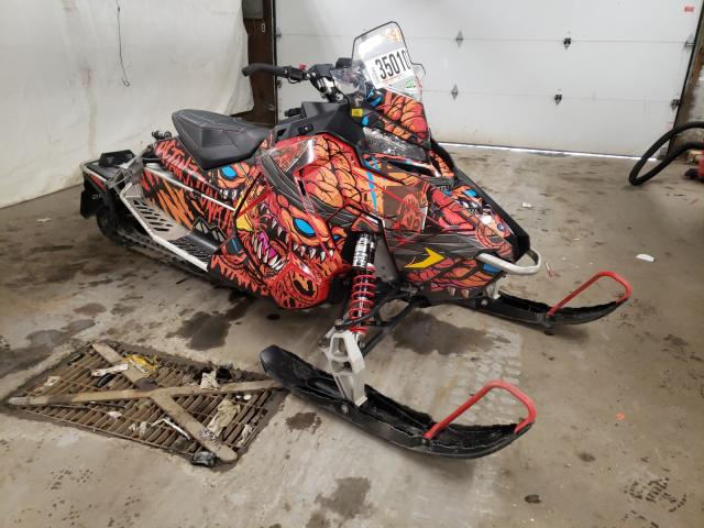 Salvage cars for sale from Copart Ebensburg, PA: 2015 Polaris 800