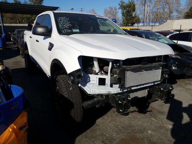 Salvage cars for sale from Copart Colton, CA: 2019 Ford Ranger SUP