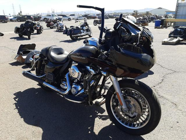 Salvage cars for sale from Copart Phoenix, AZ: 2012 Harley-Davidson Fltru Road