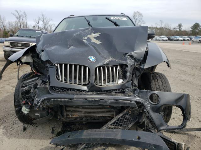2012 BMW X5 XDRIVE3 - Odometer View