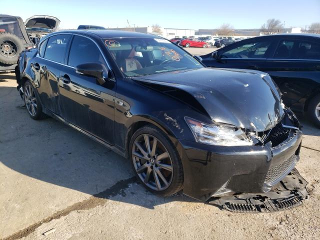 Salvage cars for sale from Copart Tulsa, OK: 2015 Lexus GS 350