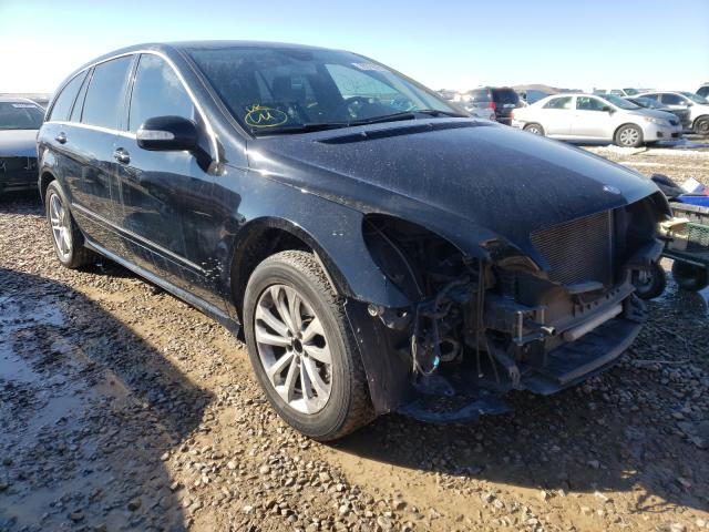 Mercedes-Benz salvage cars for sale: 2008 Mercedes-Benz R 350