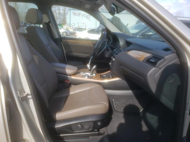 2013 BMW X3 XDRIVE2 - Left Rear View