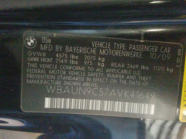 WBAUN9C57AVK41649