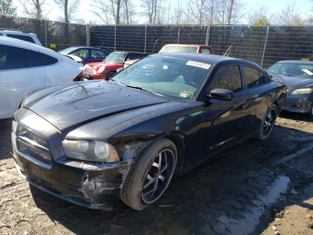 2011 DODGE CHARGER 2B3CL3CG0BH516213