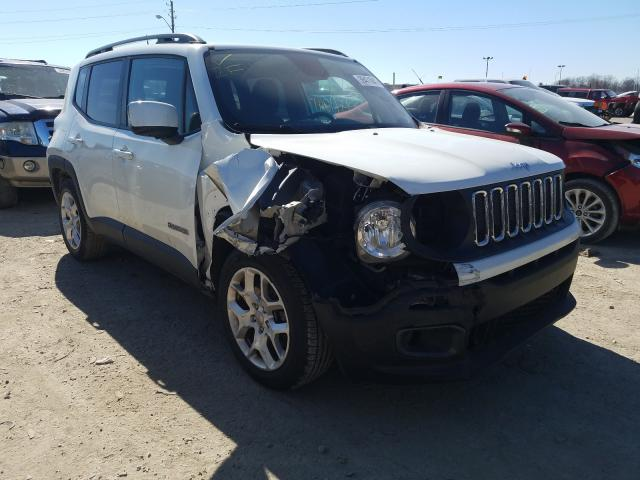 Jeep Renegade salvage cars for sale: 2018 Jeep Renegade