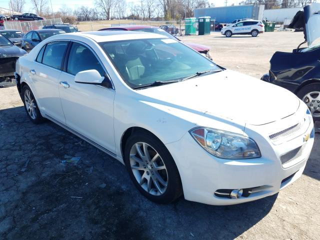 Salvage cars for sale from Copart Bridgeton, MO: 2012 Chevrolet Malibu LTZ