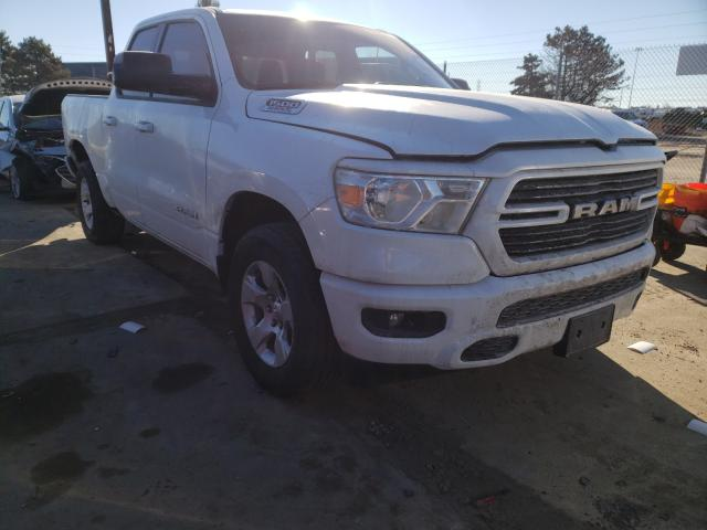 Salvage cars for sale from Copart Woodhaven, MI: 2020 Dodge RAM 1500 BIG H