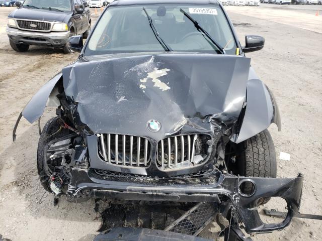 2012 BMW X5 XDRIVE3 - Interior View