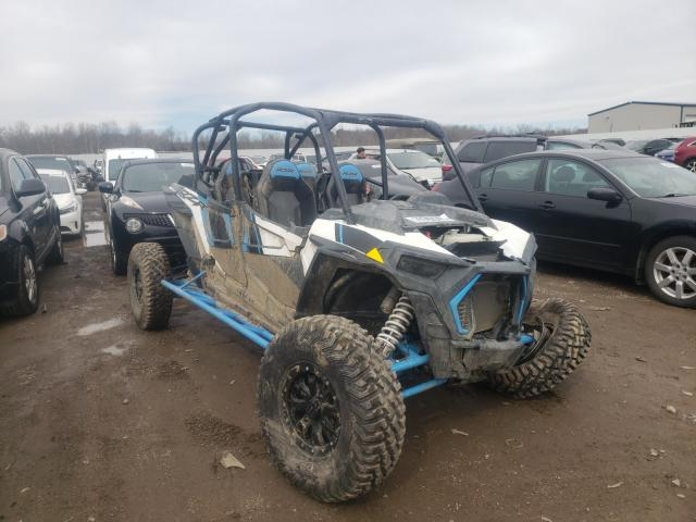 Salvage cars for sale from Copart Louisville, KY: 2020 Polaris RZR XP 4 T