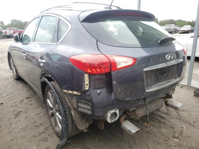2008 INFINITI EX35 BASE - Right Front View