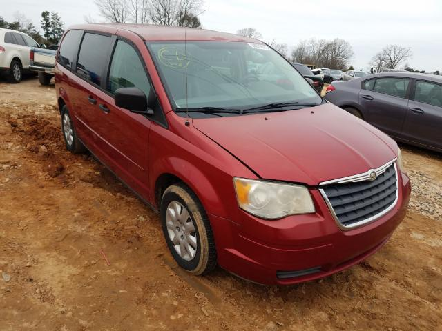 Vehiculos salvage en venta de Copart China Grove, NC: 2008 Chrysler Town & Country