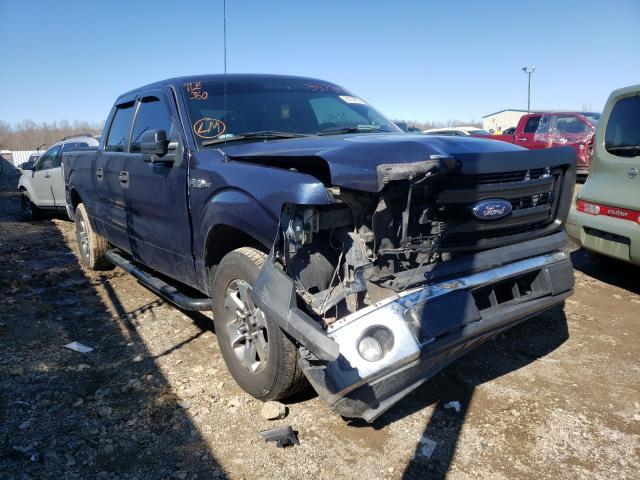 2014 FORD F150 SUPER 1FTFW1CFXEKF27411