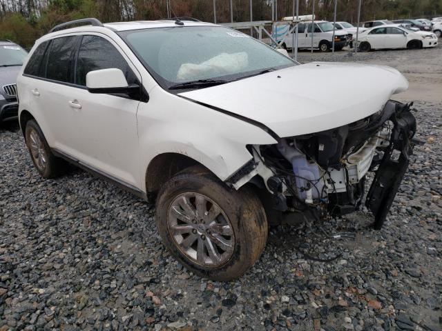 Salvage cars for sale from Copart Tifton, GA: 2010 Ford Edge SEL