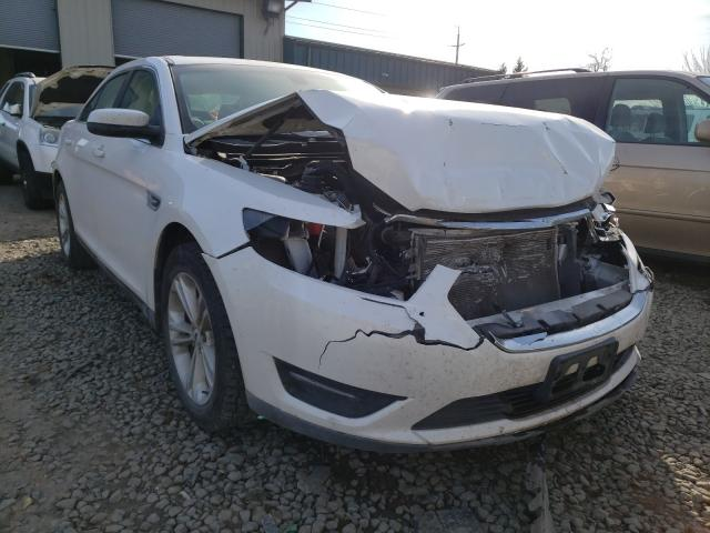 Salvage cars for sale from Copart Eugene, OR: 2017 Ford Taurus SEL