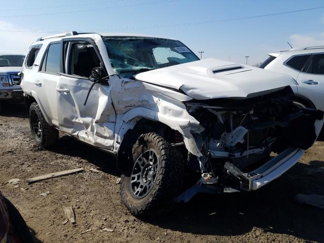 Salvage cars for sale at Indianapolis, IN auction: 2018 Toyota 4runner SR