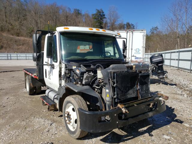 Salvage cars for sale from Copart Hurricane, WV: 2012 International Terrastar