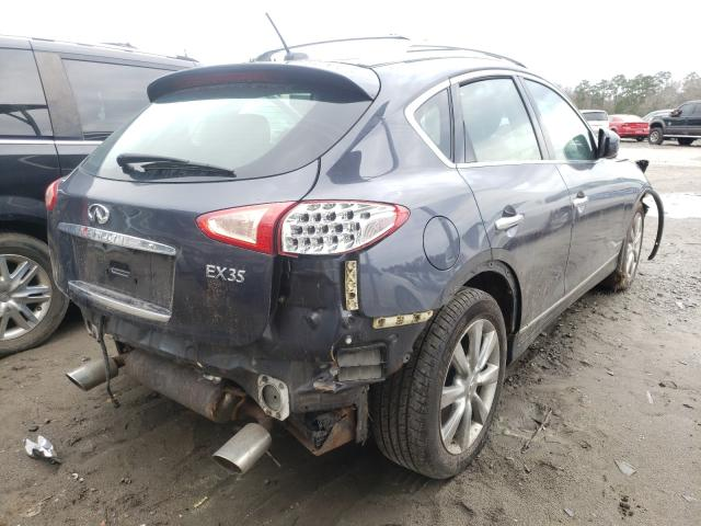2008 INFINITI EX35 BASE - Right Rear View