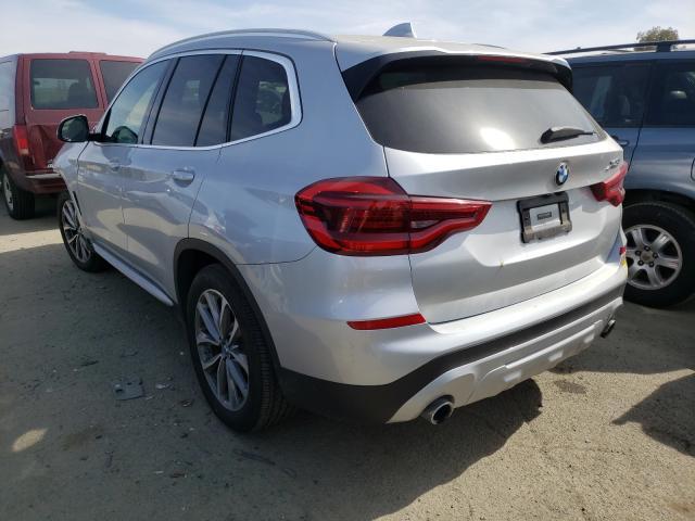 2018 BMW X3 XDRIVE3 5UXTR9C50JLD66573